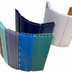 Tapparella in pvc vasta gamma di colori possibiltà di scelta della pesantezza tra leggera e pesante